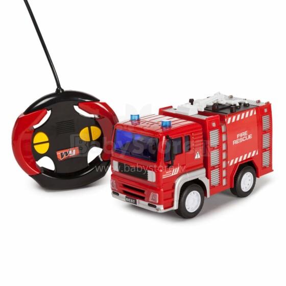 BBL Toys Fire Truck Art.Y-782  Radiovadāmā ugunsdzēsēju mašīna