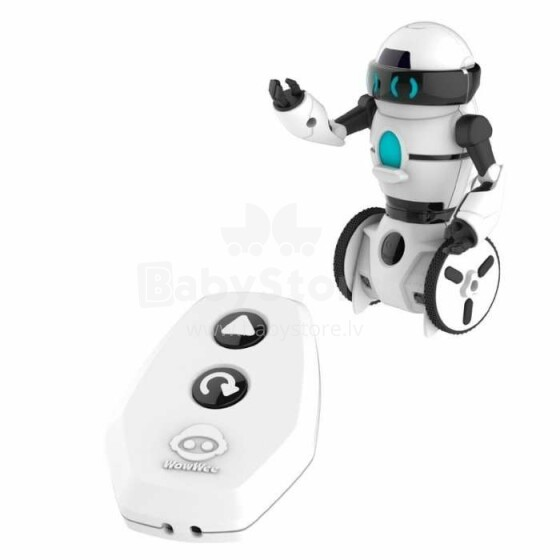 Wowwee Mini RC Mip Art.3821 Mini Robots