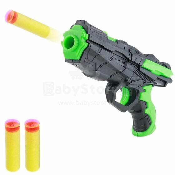Soft Bullet Art.502060 Bērnu pistole ar patronām