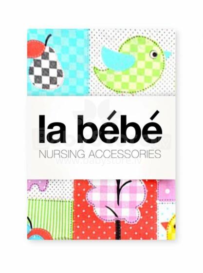 La Bebe Nursing Bērnu kokvilnas virspalags 60x90cm