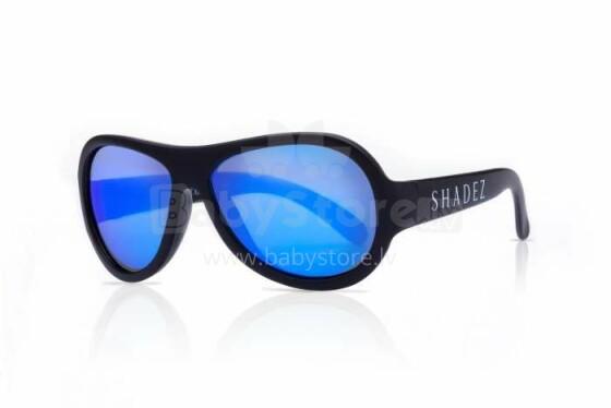 Shadez Classic Black Teeny Art.SHZ03 Bērnu saulesbrilles, 7-15 gadi