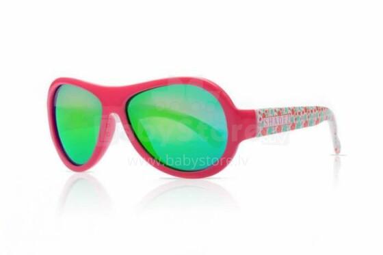 Shadez Designer Leaf Print Pink Junior Art.SHZ51 Bērnu saulesbrilles, 3-7 gadi