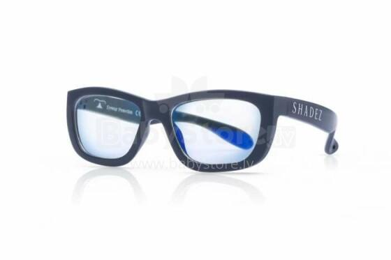 Shadez Blue Light Grey Teeny Art.SHZ 114 Bērnu brilles digitālajām ierīcēm 7-16 gadi