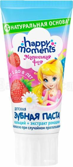 Maļeņkaja Feja Art.10220604 Zobu pasta bērniem Pērļainais smaids,60 ml