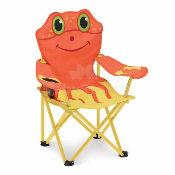 Melissa&Doug Crab Chair  Art.16417 Bērnu pludmales krēsls