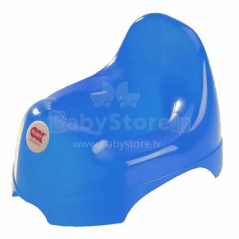 OKBaby Relax  Blue Anatomiskas formas podiņš