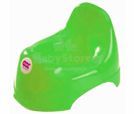 OKBaby Relax Green Anatomiskas formas podiņš