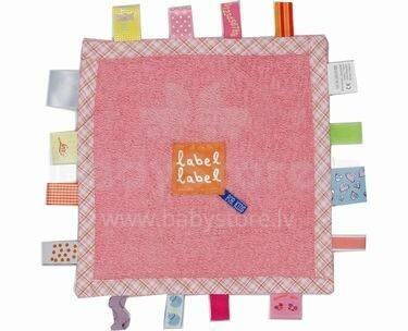 Label-Label pink