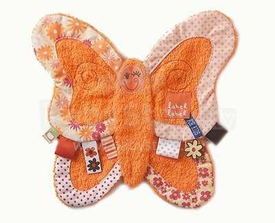 Label-Label butterfly