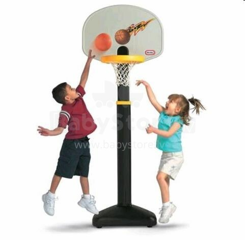 Little Tikes ADJUST NJAM BASKETBALL SET  4958 Basketbola grozs