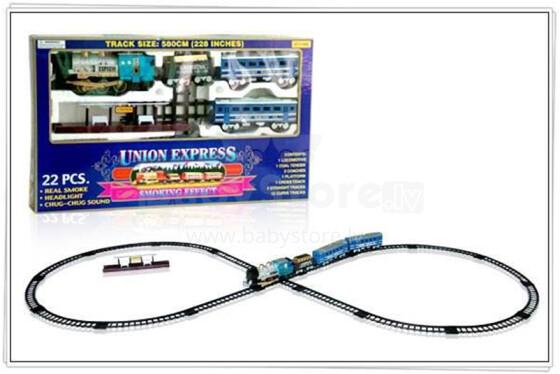 4KIDS - dzelzceļš 293011