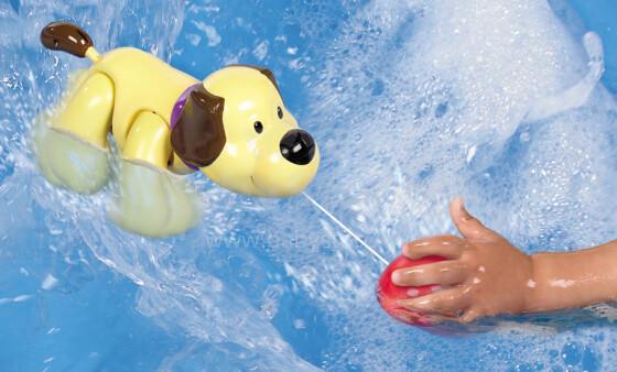 TOMY 71501 Komplekts vannai Kucēns ar bumbu