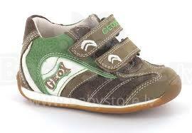 Geox Respira 2012 B1140E  ekstra komportabli un ergonomski bērnu apavikomfortablas sandalītes