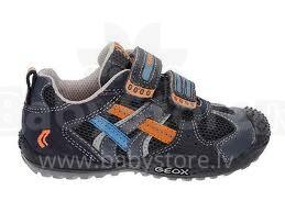Geox Respira 2012 B11F2A  ekstra komfortabli un ergonomski bērnu apavi
