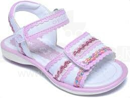 Geox Respira 2012 Infant Sandal B1119Q  ekstra komfortablas sandalītes