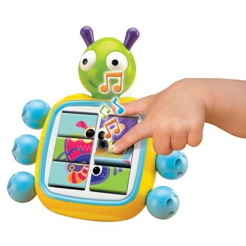 Tomy Art. 71511 Play To Learn Puzzle Bug Muzikāla rotaļlieta