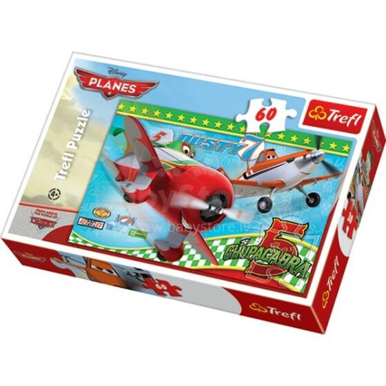TREFL 17228T Puzzle Lidmašīnas - Dusty Poleypole un El Chupacabra