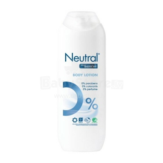 Neutral Body Care ķermeņa losjons 200ml 285252