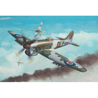Revell 04915 Hawker Tempest Mk. V  1/144