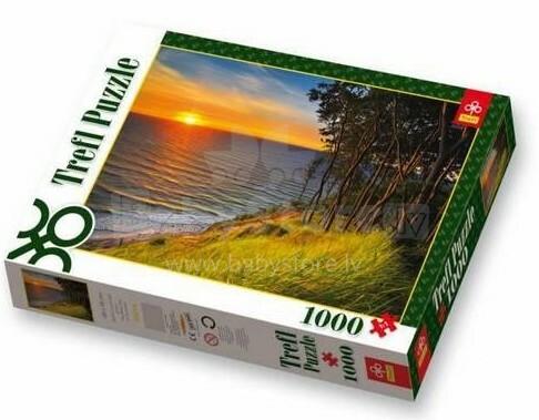 TREFL 10214 Puzzle Baltijas Jūra 1000 gab.