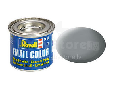Revell 32143 Krāsa modelēšanai (pelēka matēta)
