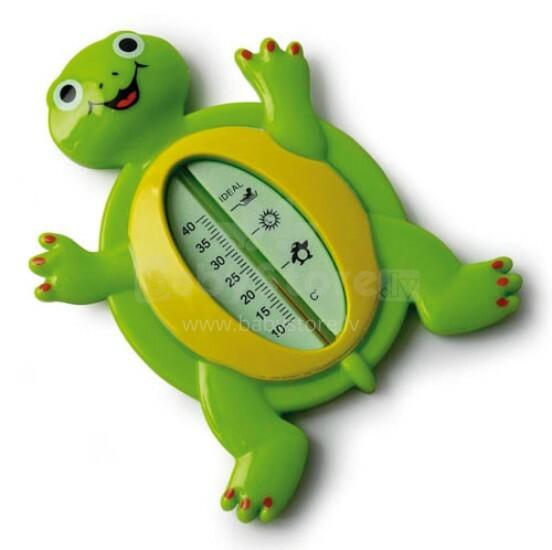 Reer Art.2499  Ūdens termometrs vannai Bruņurupucis