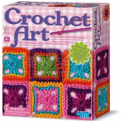 Crochet Art .00-02737 Tamborēšanas māksla