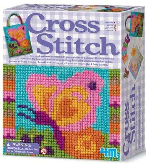 4M Cross Stitch 00-02749  Komplekts Izšūšana Krustdūrienā