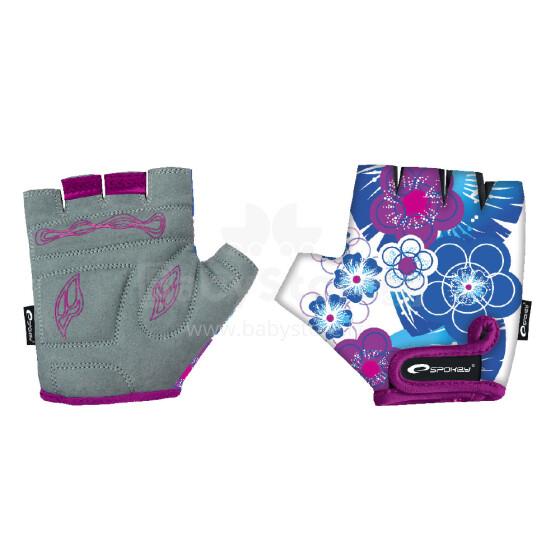 Spokey Blue Glove 831363/831367 Velo cimdi