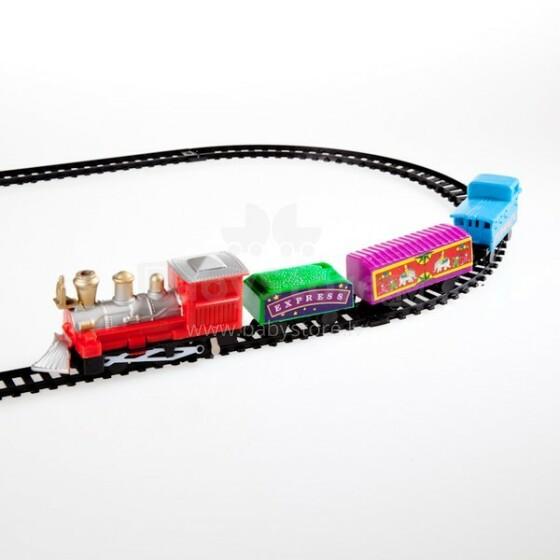 4KIDS 292074 dzelzceļš
