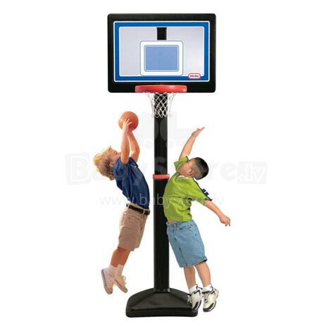 Little tikes JUST LIKE THE PROS™ BASKETBALL SET 4562 basketbola grozs