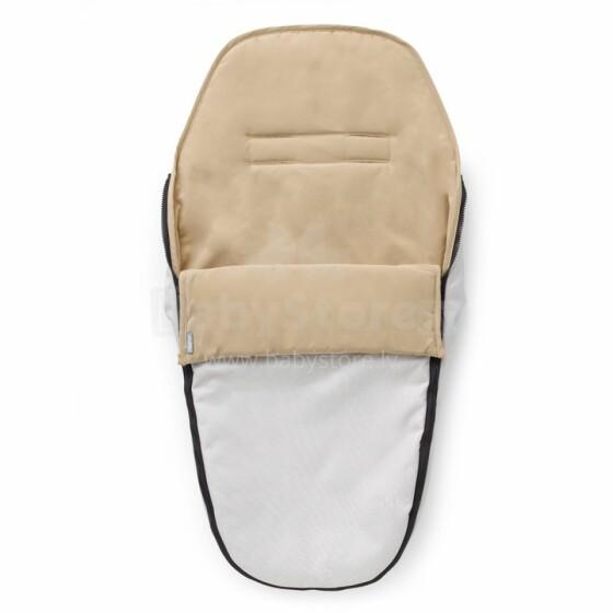 Nuna'16 Footmuff for Pepp Bisque FT-01-014 Silts  guļammaiss bērnu ratiem