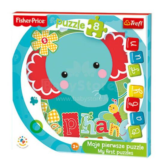 Trefl 36119 Hippo Puzle mazuļiem,
