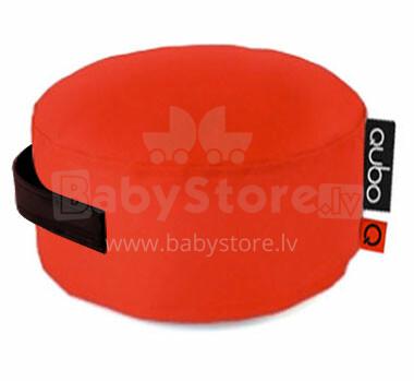 Qubo™ Just Band 35 Strawberry Pop Sēžammaiss, Puffs, Mīkstais bean bags, pupumaiss