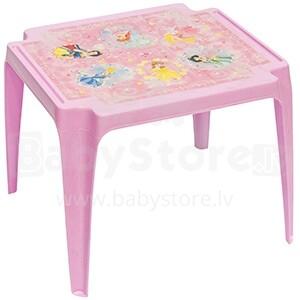 Disney Furni Princess 800000 Play Table garden table Bērnu rotaļu galdiņš