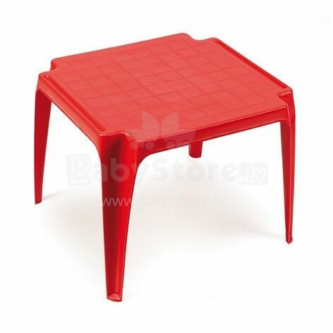 Disney Furni Red 800030  Play Table garden table Bērnu rotaļu galdiņš