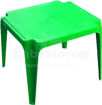 Disney Furni Green 800031 Play Table garden table Bērnu rotaļu galdiņš