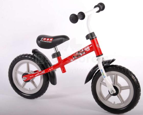Disney Cars 419 Balance Bike Bērnu skrējritenis ar matālisko rāmi 12''