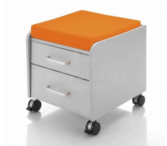 Comf Pro Orange Art.A/C-TH2 Bērnu skapītis ar spilvenu