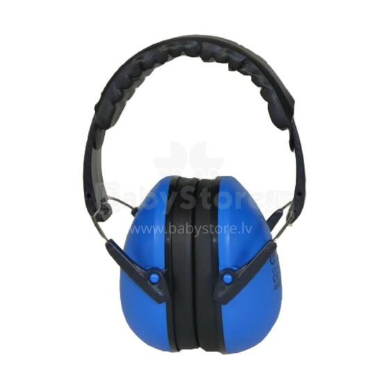 Jippie's Art.858514 Blue trokšņus slāpējošas austiņas bērniem