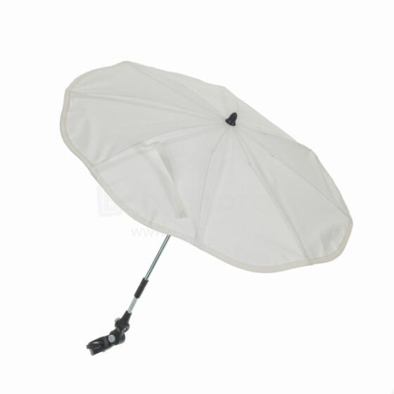 Emmaljunga '17 Parasol Art. 42615 White Saules sargs