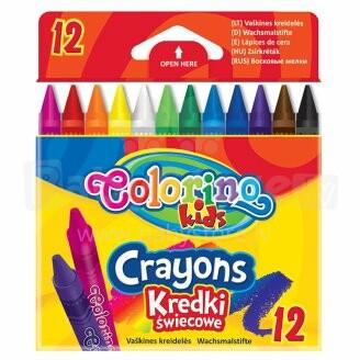Colorino Kids Art.13314PTR Vaska Krītiņu Komplekts