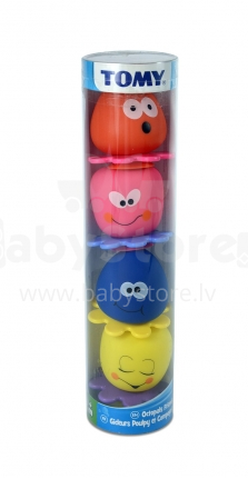 Tomy Art. T72239 Vannas rotaļlieta Draugi šļakstītaji
