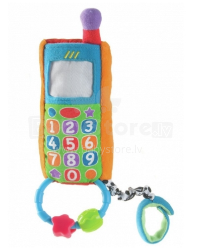 Playgro My First Mīksta rotaļlieta Mobilais telefons