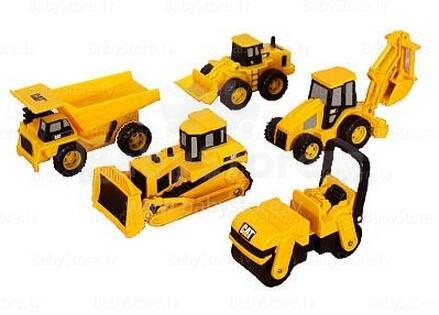 Big Buddies Mini Machine Art.BB01006  Rotaļu mini mašīna 10 cm