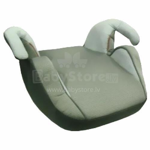 Lucky Baby Art.LB311 Grey Booster seat Autokrēsls būsteris