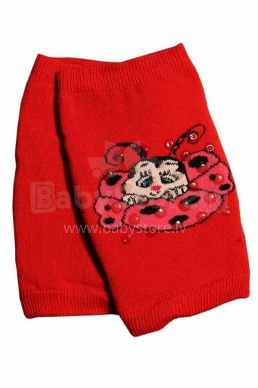 Weri Spezials Art.39503 Bērnu kokvilnas ceļu aizsargi ar ABS (6 month+)