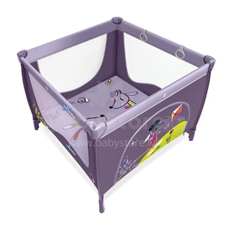 Baby Design '16 Play Up Col. 06 Bērnu manēža (ar mācību cilpām)