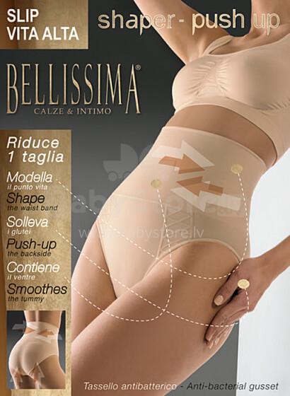 Bellissima Art.6022 Sharper-push up Natural Koriģējošās un savelkošās biksītes (S-XL)
