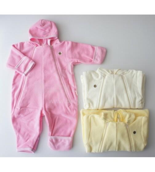 Margo Art.20014 Termofrotē kombinezons mazuļiem ar kapuci ( 68 , 80 )